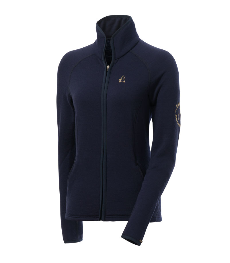 Merino Fleece Jacket Equirex